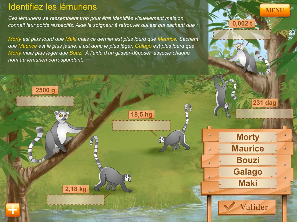 lemuriens