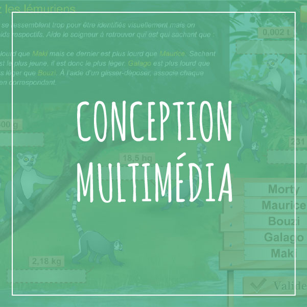 conception multimedia
